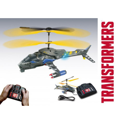 Transformers 4 Helicopter