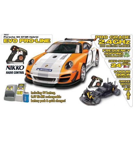 EVO Pro-Line Porsche 911 GT3R Hybrid