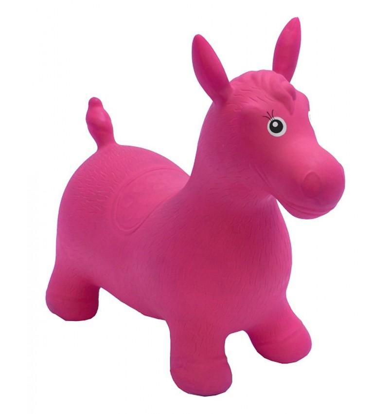 Happy Hopperz Pink Horse