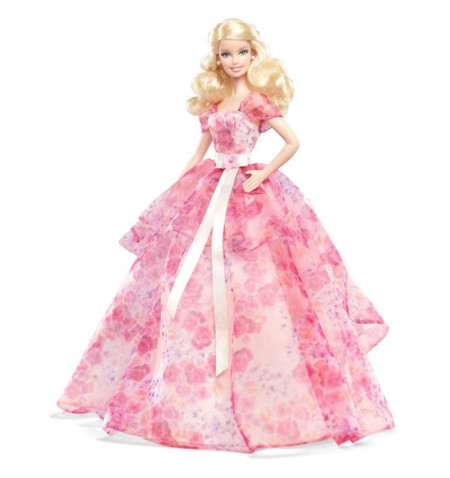Barbie Birthday Wishes Deluxe Doll