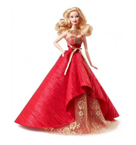 Barbie Holiday 2014 Doll