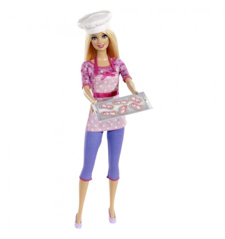Barbie Careers Cookie Chef Doll