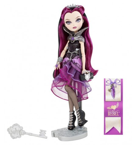 "Ever After High ""Rebel"" Raven Queen"
