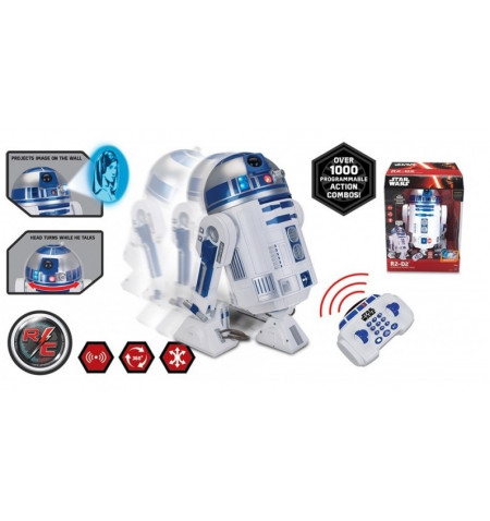 Star Wars - Droid R2-D2 Infrared Robot