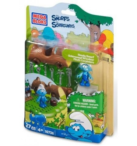 The Smurfs Assortment - Handy Smurf