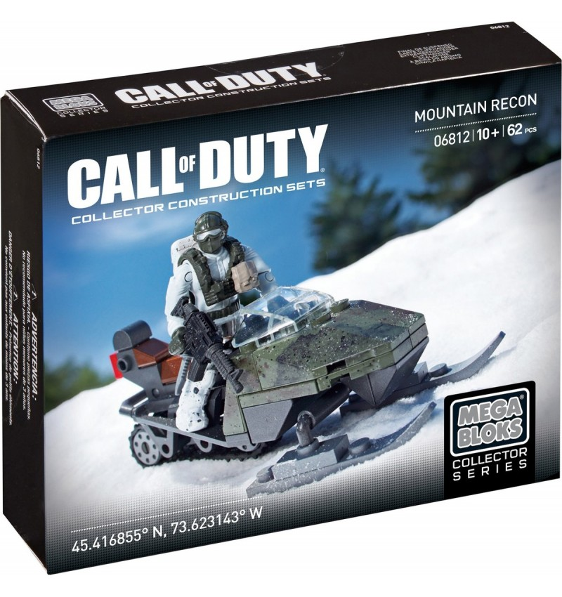 Call of Duty Light Armored vehicule Mountain Recon