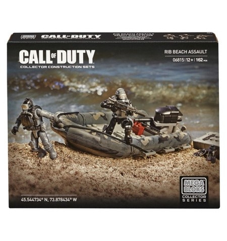 Call of Duty Beach Assault
