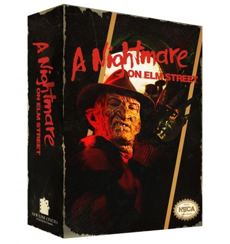 Nightmare on Elmstreet - Freddy