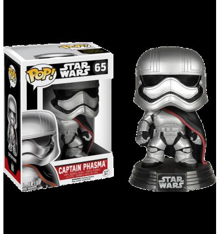 Star Wars EP VII 65 POP - Captain Phasma