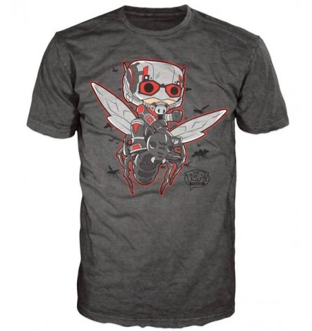 POP Tees 07 - Walking Dead - Daryl Dixon - Girls (L)