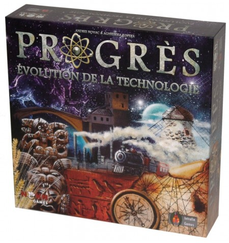 Progrès - Evolution de la technologie VF