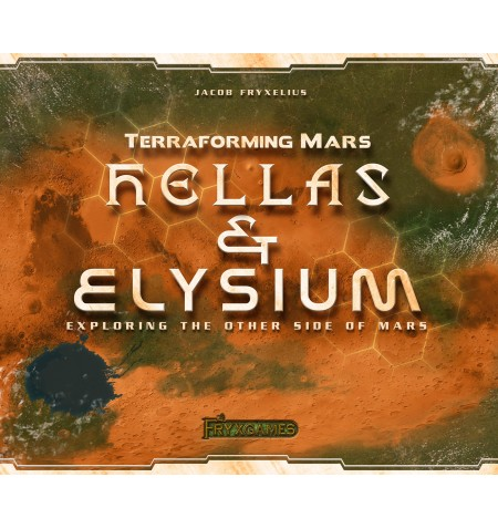 Terraforming Mars Hellas & Elysium FR