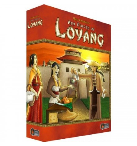Aux Portes de Loyang - French