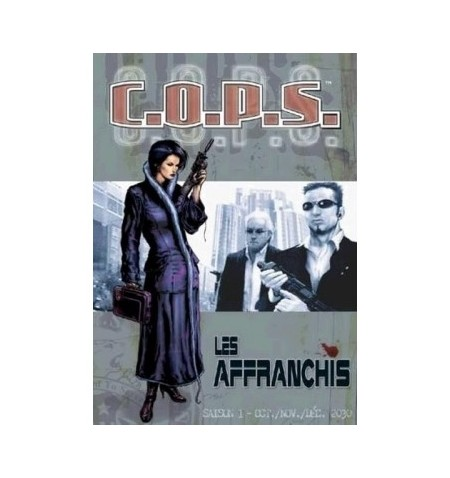 COPS Les Affranchis - French