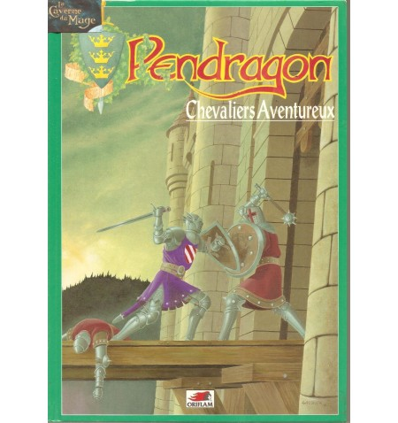 Pendragon Chevaliers Aventureux - French