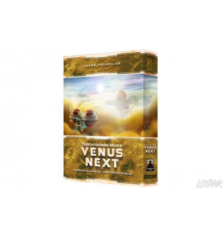 Terraforming Venus Next NL