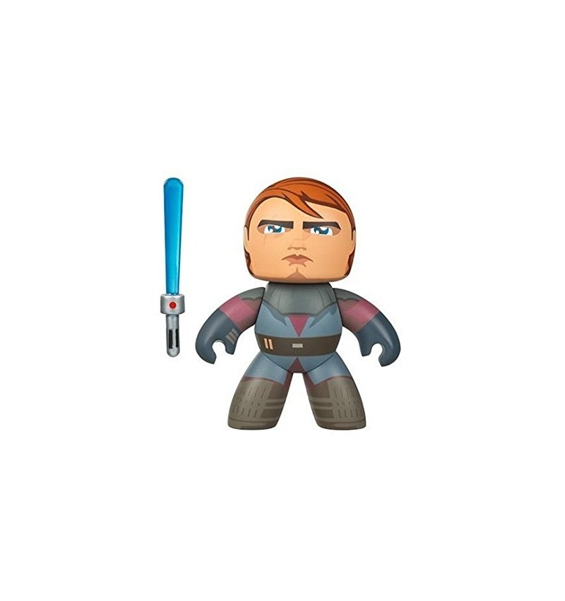 Star Wars Mighty Muggs Lightsaber 4 inches Accessory 2 Red Light Sabers only