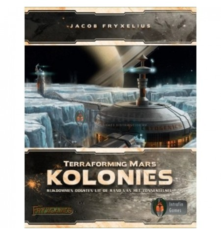 Terraforming Mars: Colonies NL