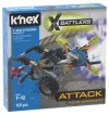 K'Nex X Battlers X Saw Attacker building set