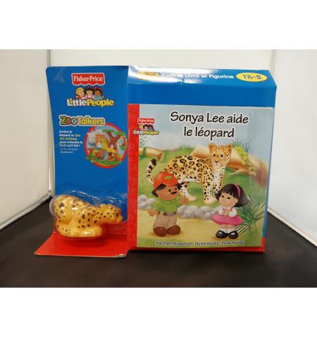 Little People ZooTalkers: Sonya Lee aide le léopard