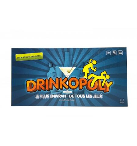 Drinkopoly - Le plus enivrant de tous les jeux!
