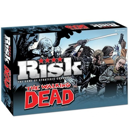 Risk Walking Dead - English