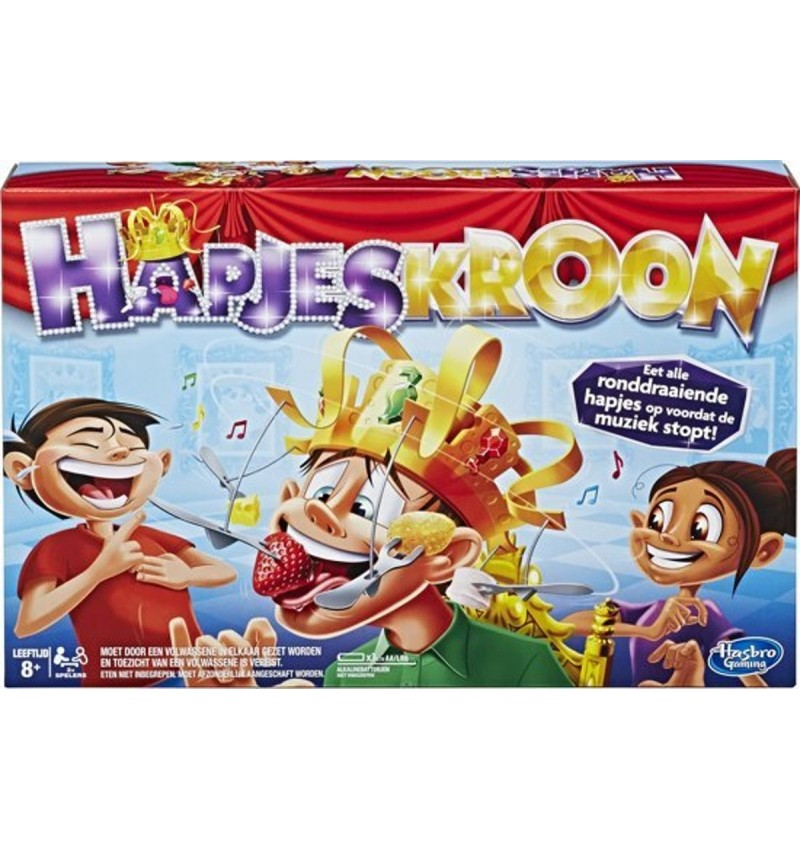 Chow Crown: Hapjes Kroon - Nederlands Spel