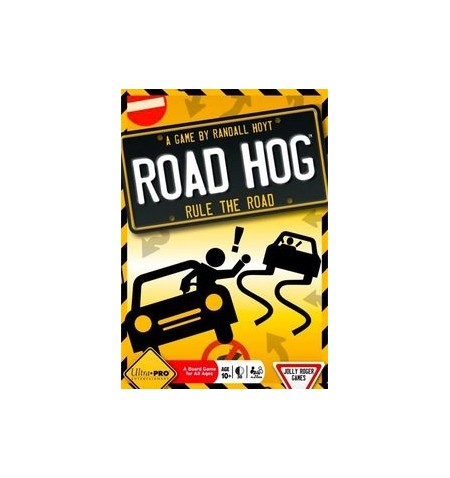 Road Hog Boardgame Eng.