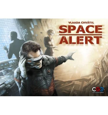 Space Alert Nederlands