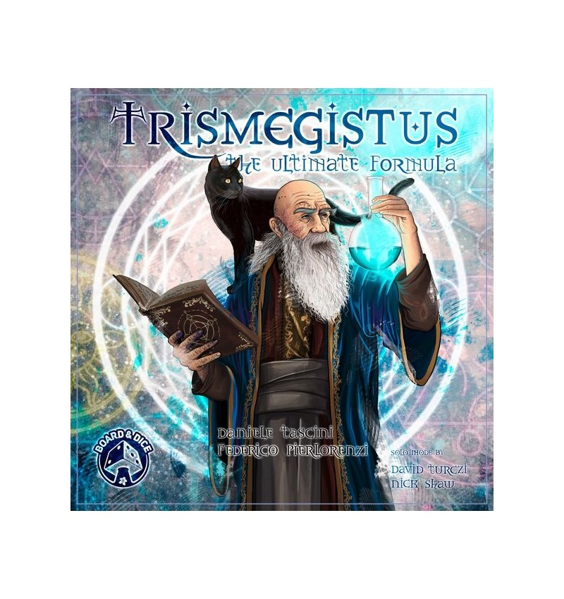 Trismegistus the Ultimate Formula