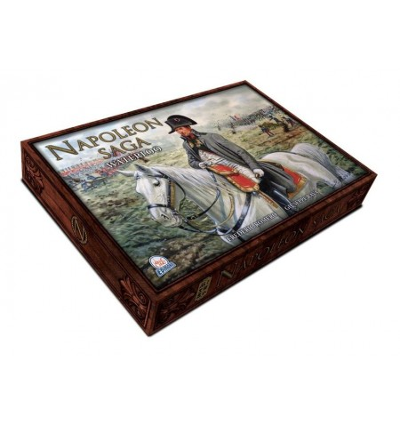 Napoleon Saga : Core Box (English) - War Game