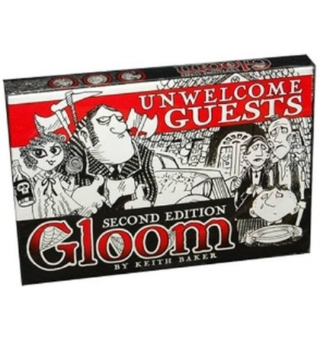 Gloom Unwelcome Guests 2nd edition