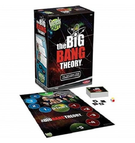 Geek Out! Big Bang Theory