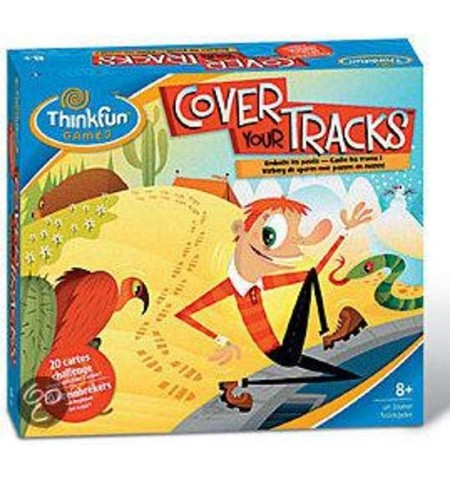 Cover Your Tracks (Dutch - French)