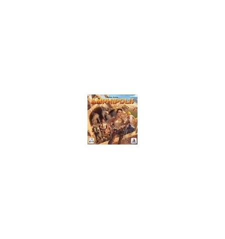 Amphipolis Board Games (English)