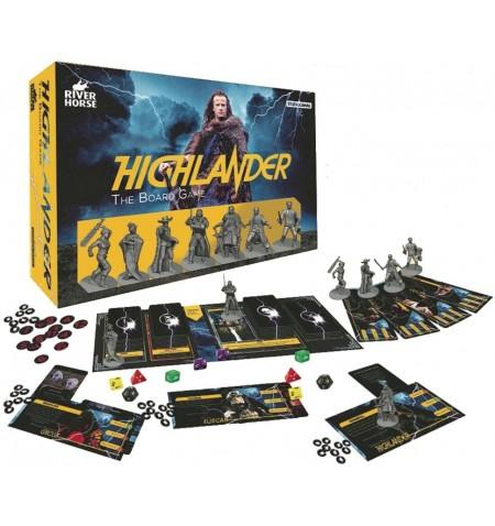 Highlander The Board Game