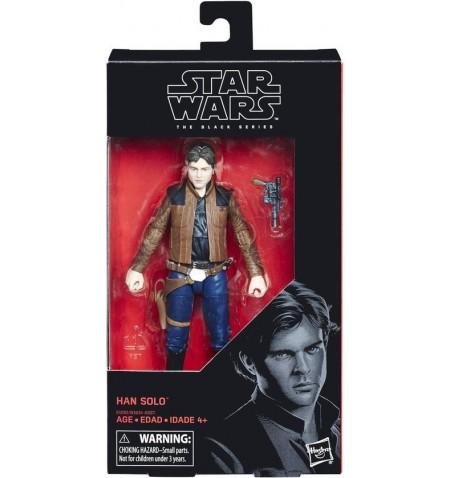 Star Wars Black Series Han Solo figure 15 cm