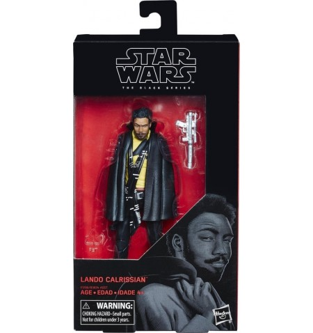 Star Wars Black Series Lando Calrissian figure 15 cm