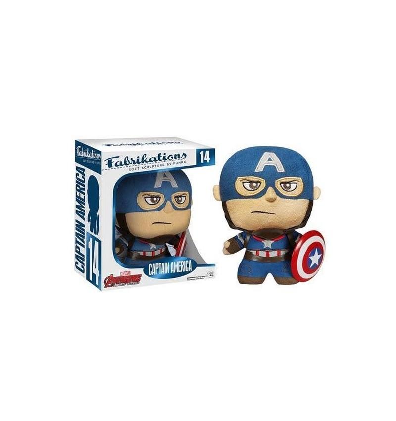 Fabrikations Plush - Avengers of Ultron - Captain Americ