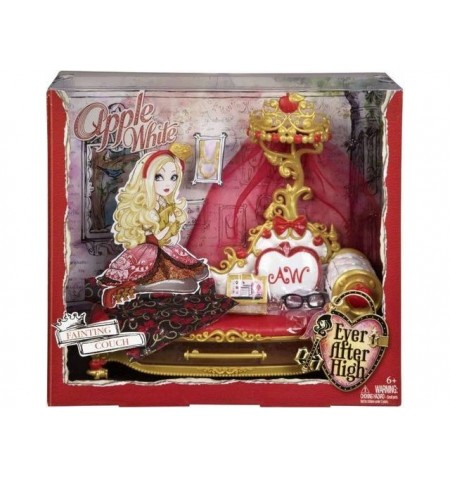 Ever After High Apple White Dorm Room