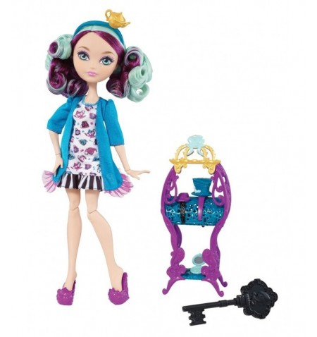 "Ever After High ""Getting Fairest"" Pladeline Hatter"
