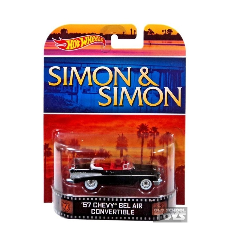 Hot Wheels Simon & Simon Chevy Bel Air