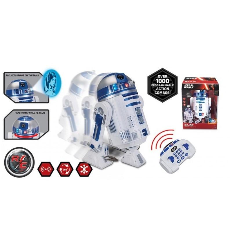 Star Wars - Droid R2-D2 Infrared Robot