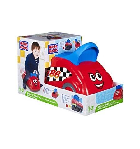 Whirl & Twirl Ride-On Race Car