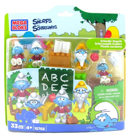 The Smurfs - Schoolin' Smurfs