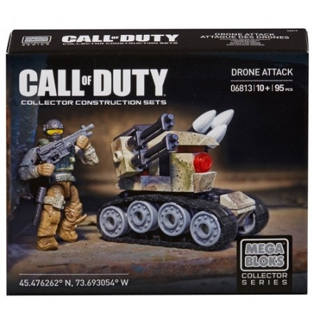 Call of Duty Light Armored vehicule Drone Attack
