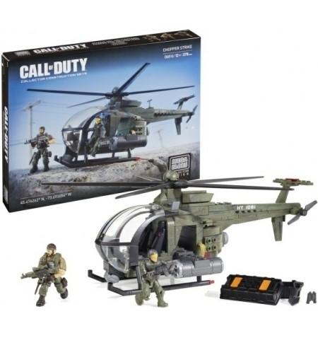 Call of Duty Chopper Strike