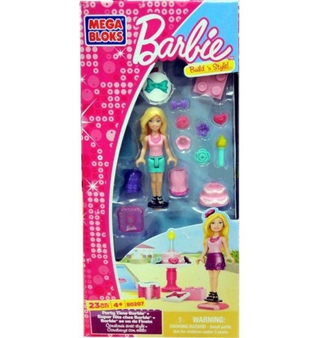 Barbie Party Time