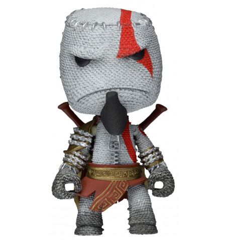Little Big Planet - Kratos Sackboy