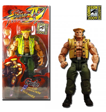 Street Fighter 4 - Guile EXCLUSIVE
